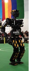 THOR-OP Humanoid Robot Platform